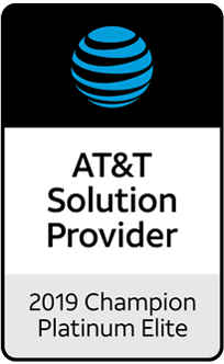 Nordicom AT&T Solution Provider - Champion Platinum Elite